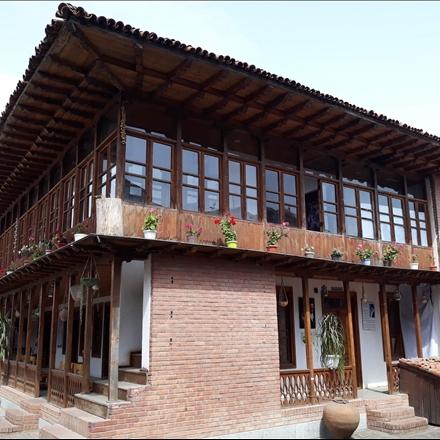 منزل میرزا کوچک خان
