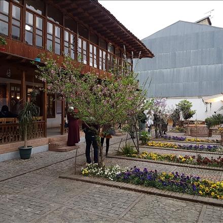 خانه میرزا کوچک خان در رشت