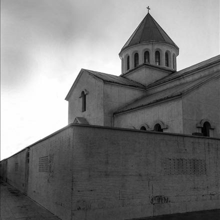 عکس کلیسای سورت گاراپت آبادان