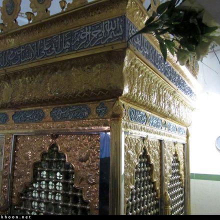 امامزاده صالح بن موسی ین جعفر علیه السلام عکاس محمد جواد قنایی