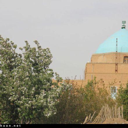 امامزاده شیخ احمد بن اسحاق علیه السلام عکاس جواد ایزدی