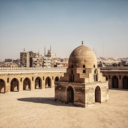 مجموعه تصاویری زیبا ازمسجد ابن طولون