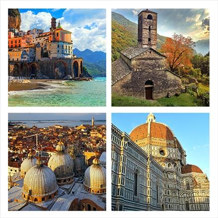 مجموعه تصاویری از کشور ایتالیا