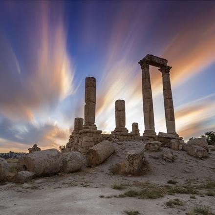 معبد هرکول در دوران عثمانی