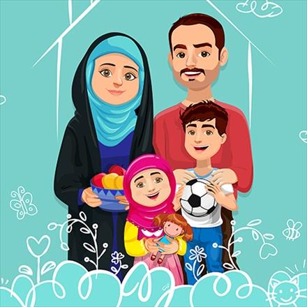 پوستر روز خانواده