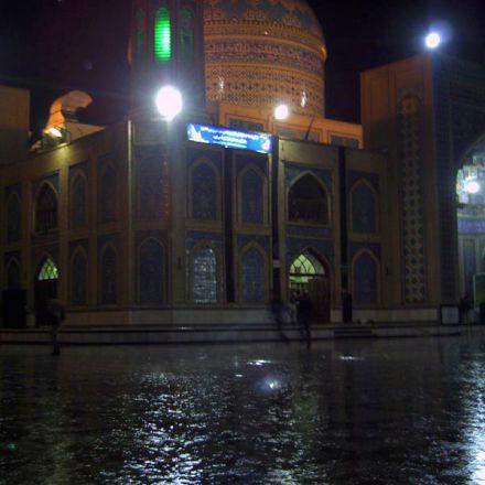 امامزاده حسین بن موسی الکاظم علیه السلام عکاس جواد ایزدی