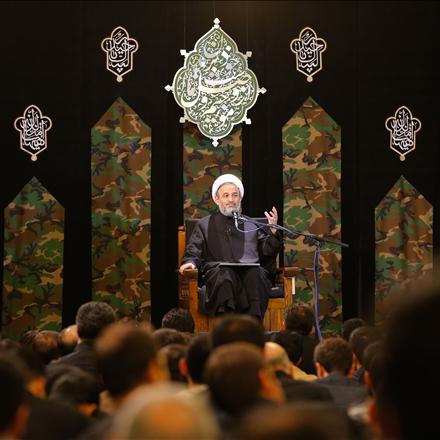تصویر سخنرانی حجت الاسلام علیرضا پناهیان