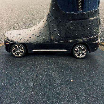 کفش ماشینی