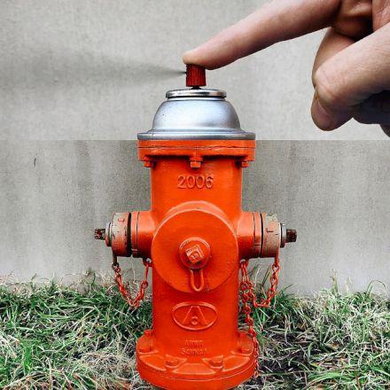 اسپری آتش نشانی