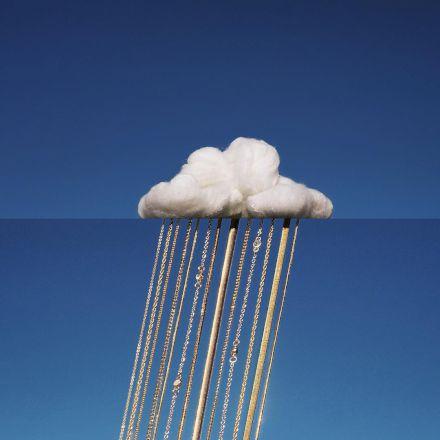 بارش فلزی