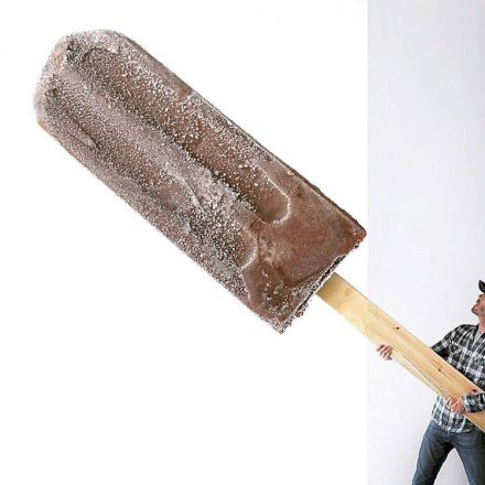 بستنی چوبی