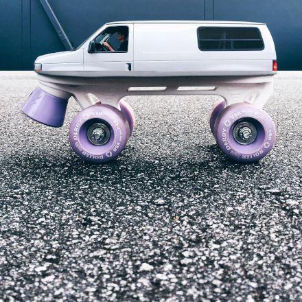 اتومبیل اسکیتی