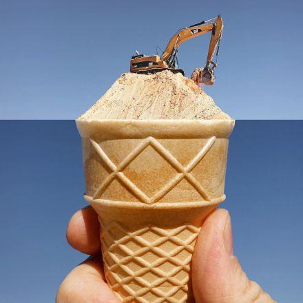 ساخت بستنی