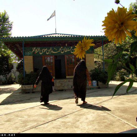 امامزاده شاهزاده حسین علیه السلام عکاس علی اصغر کلانتر