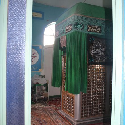 امامزاده سلطان سید محمد علیه السلام عکاس عباس مسلمی کفاش