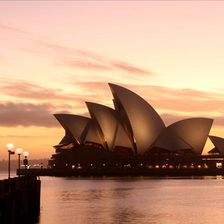عکس تالار اپرای سیدنی