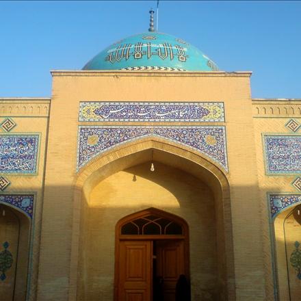 آستان آرامگاه شهید مدرس