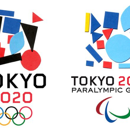 نشان پیشنهادی المپیک 2020 توکیو