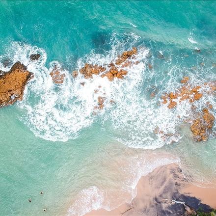 دریایی زیبا