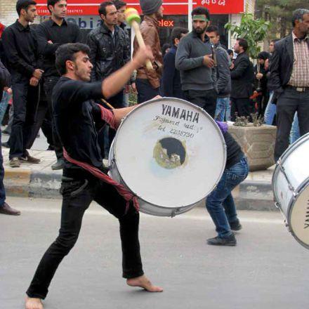 مراسم عزاداری ایام محرم.ارسالی توسط کاربر xplod2012