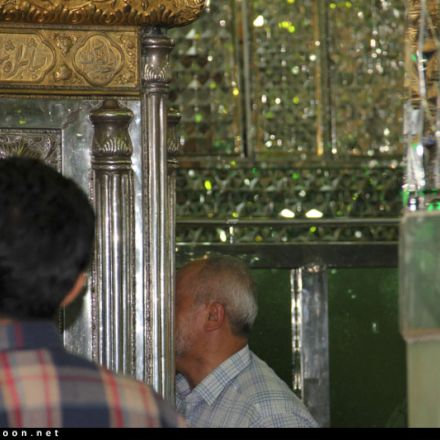 امامزاده سید جلال الدین اشرف عکاس جواد ایزدی