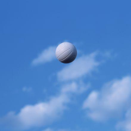 توب والیبال