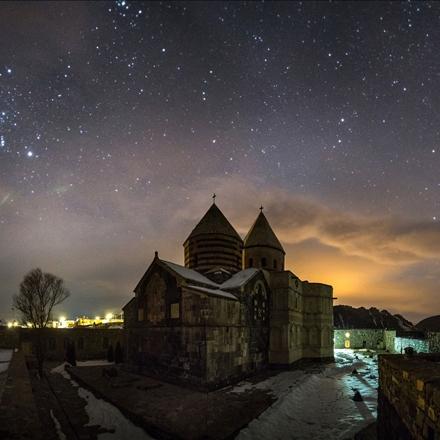 قره کلیسا یا کلیسای تادئوس مقدس