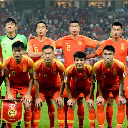 چین و ایران در جام ملتهای 2019