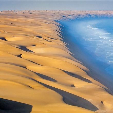 دریا و صحرا