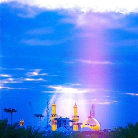 عکس حرم امام حسین علیه السلام
