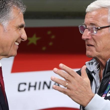 ایران و چین در مرحله یک چهارم نهایی