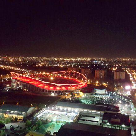 ورزشگاه امام رضا علیه السلام مشهد