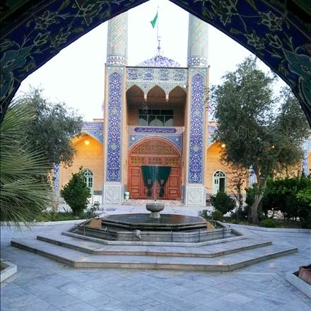 آستان مقدس حضرت جعفر شهرستان یزد