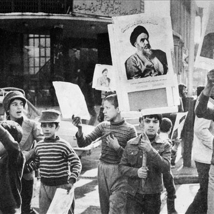 عکس دیده نشده از دوران انقلاب