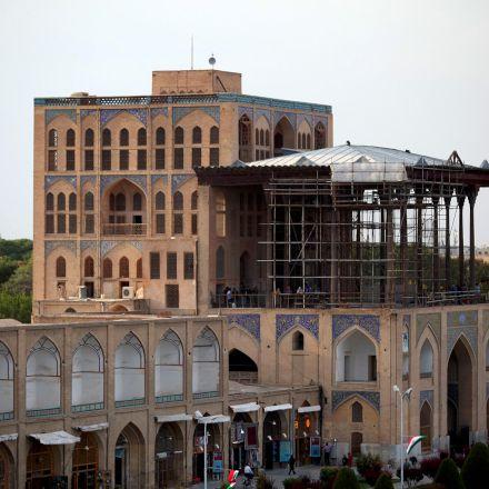 آثار تاریخی شهر اصفهان, عکاس مهدی کریمی سودرجانی