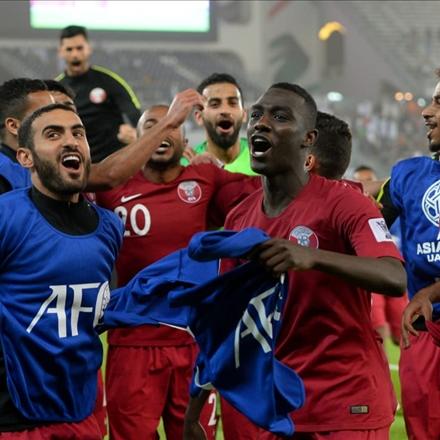 دیدار قطر و عربستان در جام ملتهای آسیا