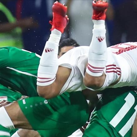 دیدار ایران و عراق در جام ملتهای آسیا