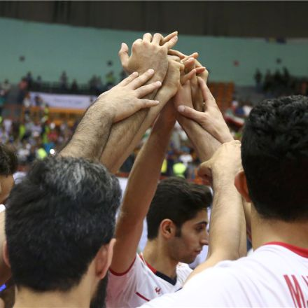 تیم ملی والیبال جمهوری اسلامی ایران
