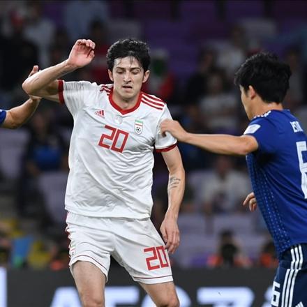 صعود تیم ملی ژاپن به فینال جام ملت های آسیا