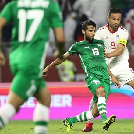 ایران مقابل عراق در جام ملتهای 2019