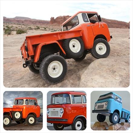 مجموعه تصاویر اتومبیل جیپ مدل Jeep-FC150-1