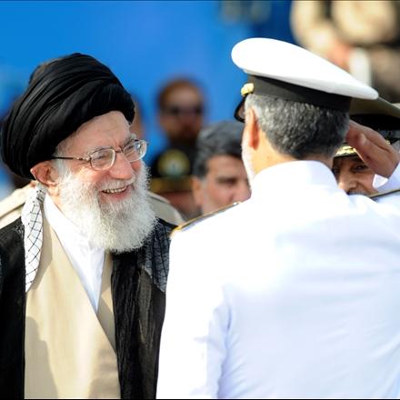 حضرت آیتالله خامنهای در مراسم دانشآموختگی دانشجویان افسری ارتش