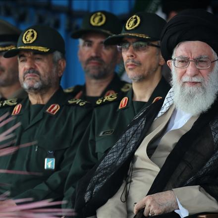 حضرت آیتالله خامنهای در مراسم دانشآموختگی دانشجویان در دانشگاه امام خمینی نوشهر
