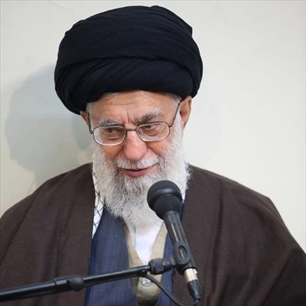 دیدار جمعی از فرماندهان ارشد نیروهای مسلح با رهبر معظم انقلاب اسلامی