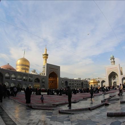 عکس حرم شمس الشموس