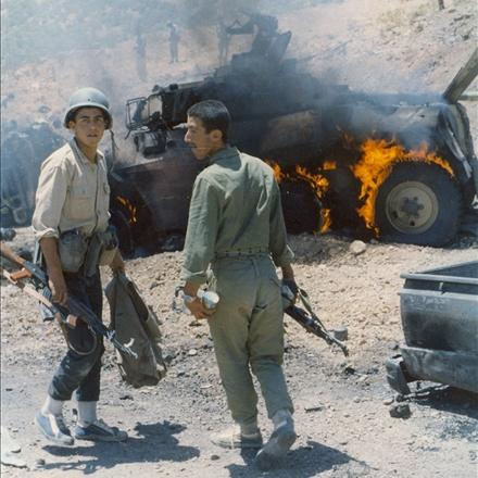عکس عملیات مرصاد