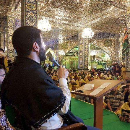 حاج میثم مطیعی در کشور لبنان