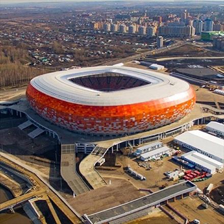 استادیوم موردوویا آرنا /mordovia-arena