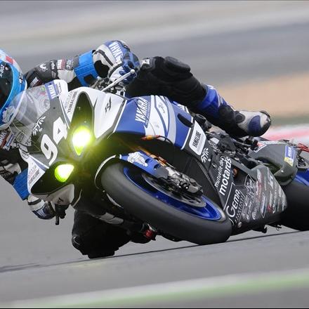 عکس مسابقات موتور سواری