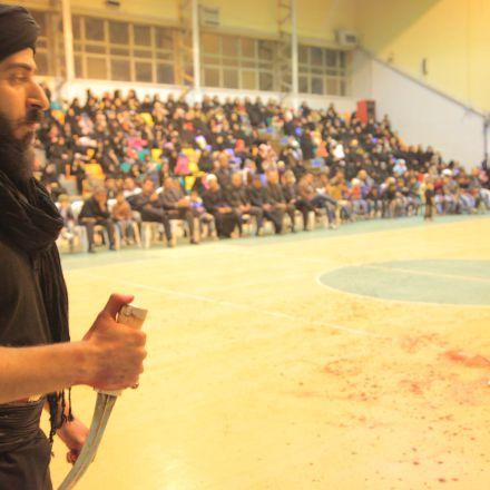 مراسم عزاداری ایام محرم.ارسالی توسط کاربر rafsanjani20